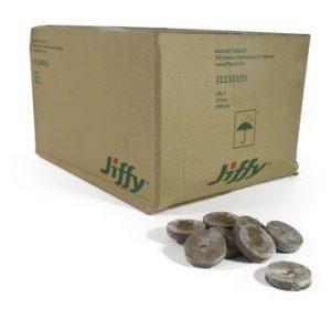 caja 2000 jiffy mediano esquejes marihuana