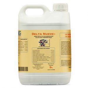 delta nueve cannabiogen 5l
