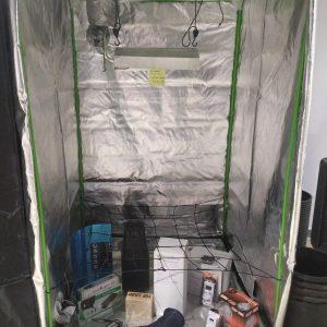 kit armario 120cm 600w electronico