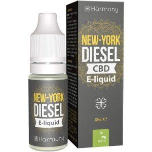new york diesel harmony cbd eliquid