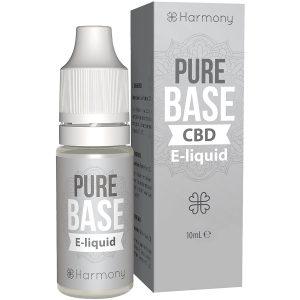 pure base harmony cbd eliquid