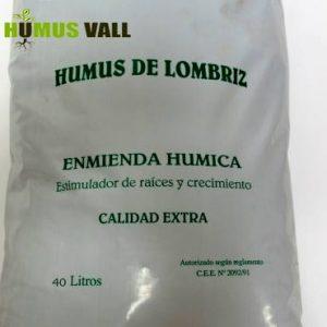 humus de lombriz vall