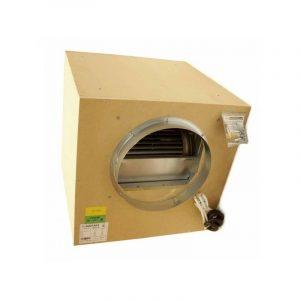 caja extractora insonorizada 1200 m3/h