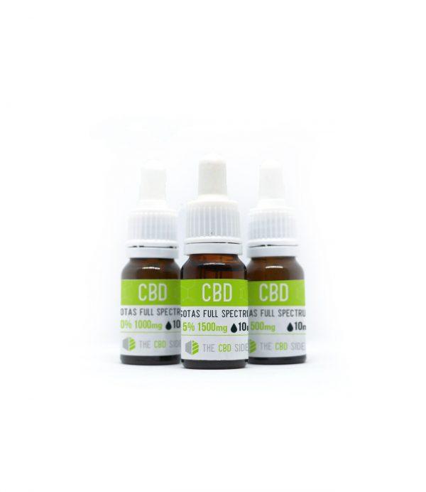 Aceite CBD 10% Full Spectrum