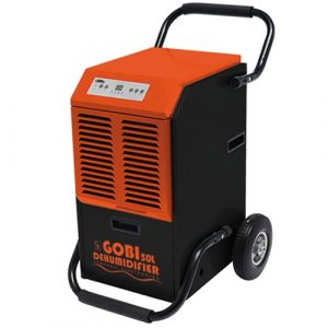 Deshumidificador industrial GOBI 50 litros día