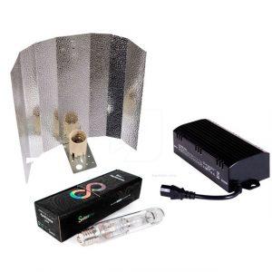 kit 600w LEC electronico PARXtreme
