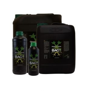 organic grow BAC